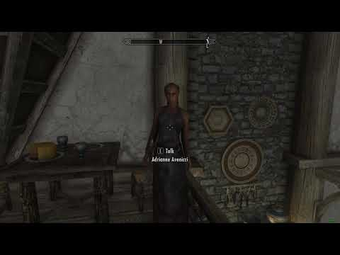 Skyrim Special Edition Do Not Delete chest sold by merchant |
