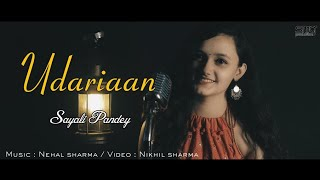 Udaarian | Female Cover by Sayali Pandey | Satinder Sartaaj