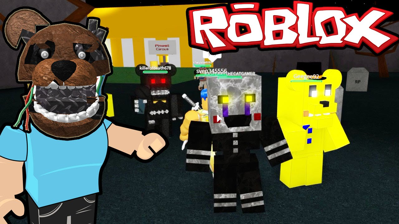 Roblox Five Nights At Freddy S Animatronic World Roleplay
