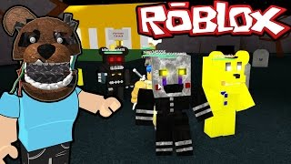 Roblox / Five Nights at Freddy's Animatronic World RolePlay / Gamer Chad Plays / FNAF