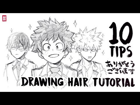 how-to-draw-hair-|-any-hairstyles-tutorial-with-10-art-tips