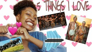5 THINGS I LOVE ABOUT BOTSWANA, and you will too!    Botswana YouTuber
