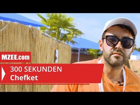Chefket – 300 Sekunden (Interview)