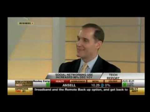 Sky Business: Why Australia leads in social media usage - Ross Dawson interview