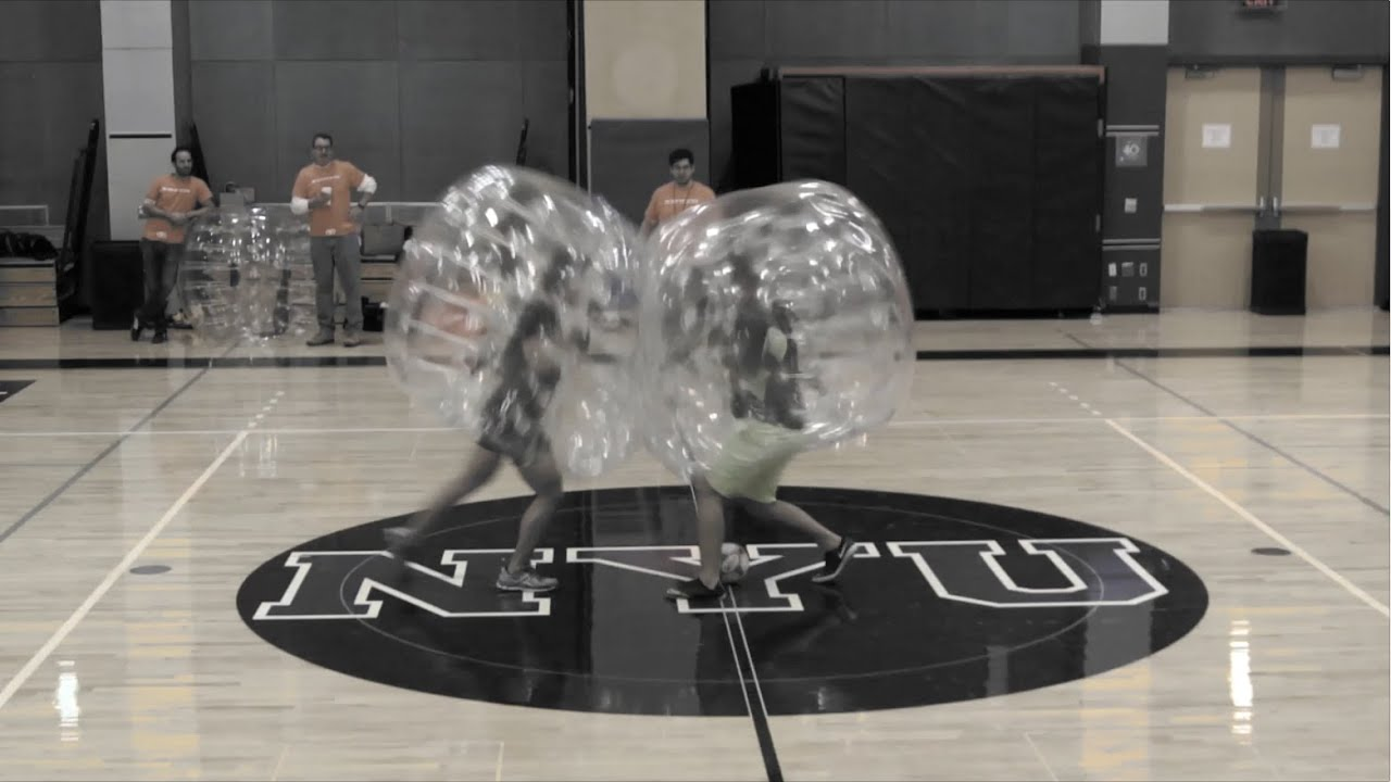 Official Bubbleball 2015 YouTube Trailer