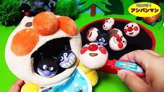 赤ちゃんアンパンマン たこ焼き アンパンマン アニメ おもちゃ anpanman toys animation