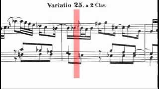 bwv 988   goldberg variations scrolling