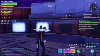 Fortnite - UFO Teleporter Bug