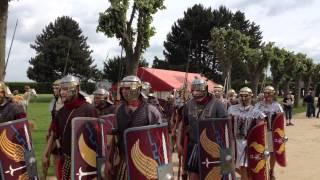 Römer Fest Xanten 2012 Milites Bedenses