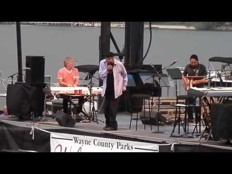 Al Jarreau (LIVE) - 'Cold Duck' @ Jazz On The River  09/05/2014  J. Milton