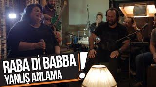 Gambar cover Raba Di Babba - Yanlış Anlama (B!P Akustik)