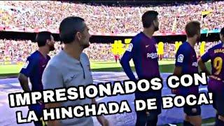 Así copo la 12 en el Camp Nou ante el Barcelona