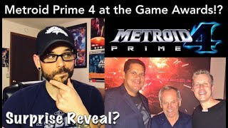 Is Metroid Prime 4 coming to the Game Awards?! | Ro2R