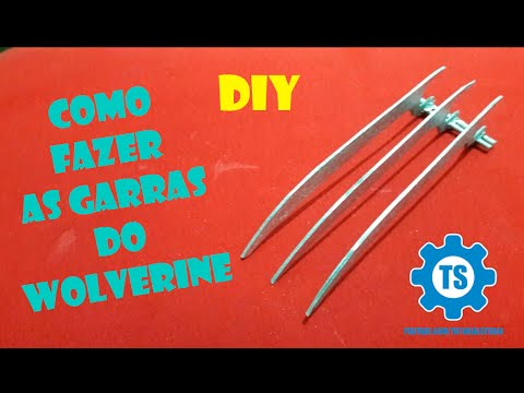 Thumbnail: Como fazer as Garras do Wolverine