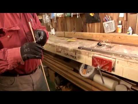 Crafting Cane: Bamboo Fly Rod Builder - Don Andersen