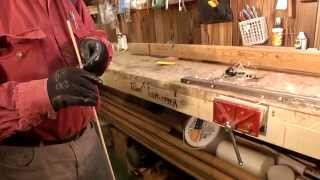 crafting cane bamboo fly rod builder don andersen