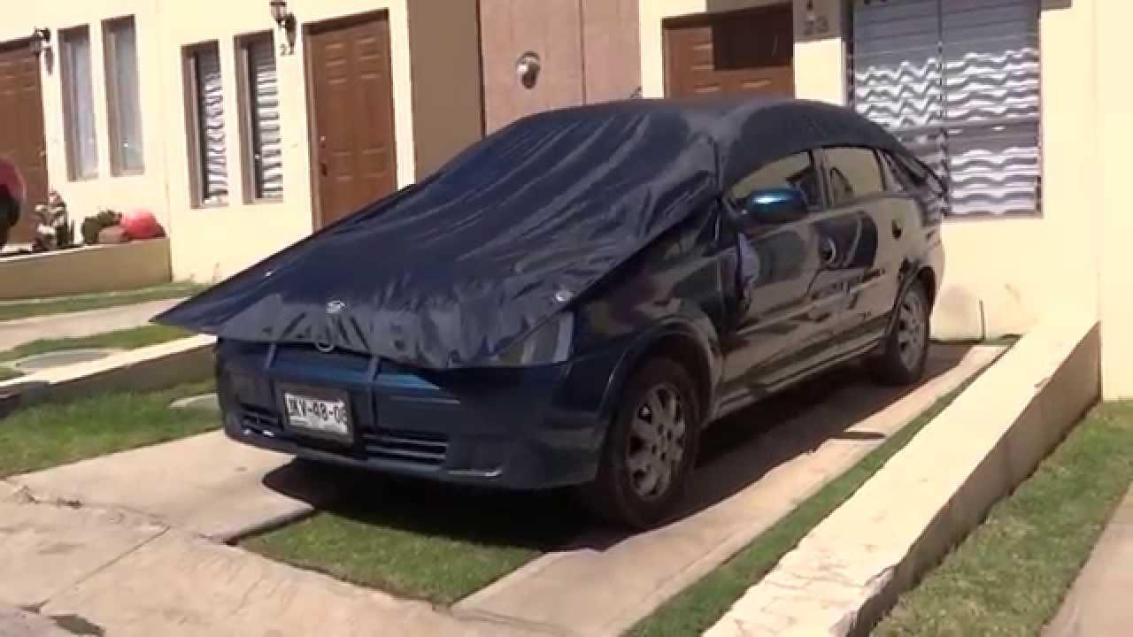 No m s fundas para auto cubierta toldo tapa car youtube - Toldos sol y sombra ...