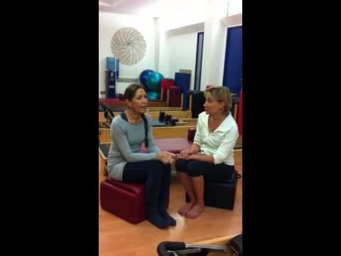 CovaTech Pilates e Touch for Health
