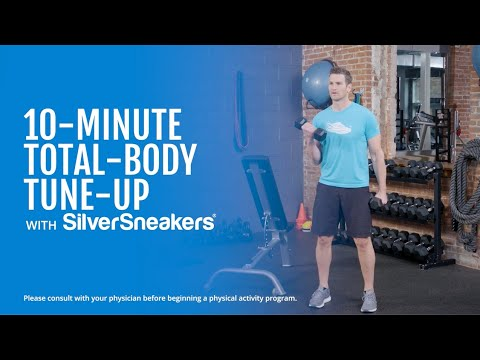 10-Minute Total-Body Tune-Up - YouTube