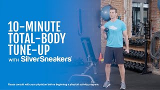 Silversneakers is a health and fitness program that's included with many medicare plans. check your eligibility instantly: https://tools.silversneakers.com/e...