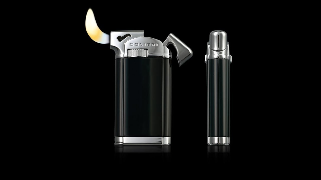 Refuel butane lighter