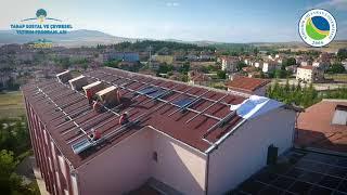 TANAP - Mucur MYO - Güneş Enerjisi ile Elektrik Üretim Projesi
