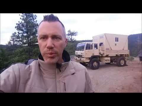 Abel LMTV First adventure and test run