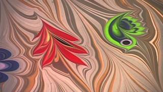 Рисование на воде(Мастер - класс даёт известный турецкий художник., 2014-07-03T07:18:27.000Z)