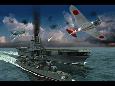 Il-2 1946 Battle of Midway - Task Force 17