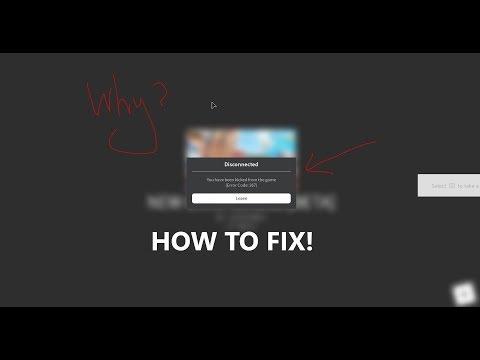 How To Fix Strucid Error Code 267