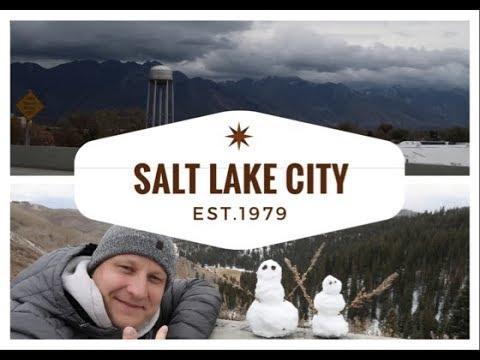Kelionė po Amerika Salt Lake City 9 dalis