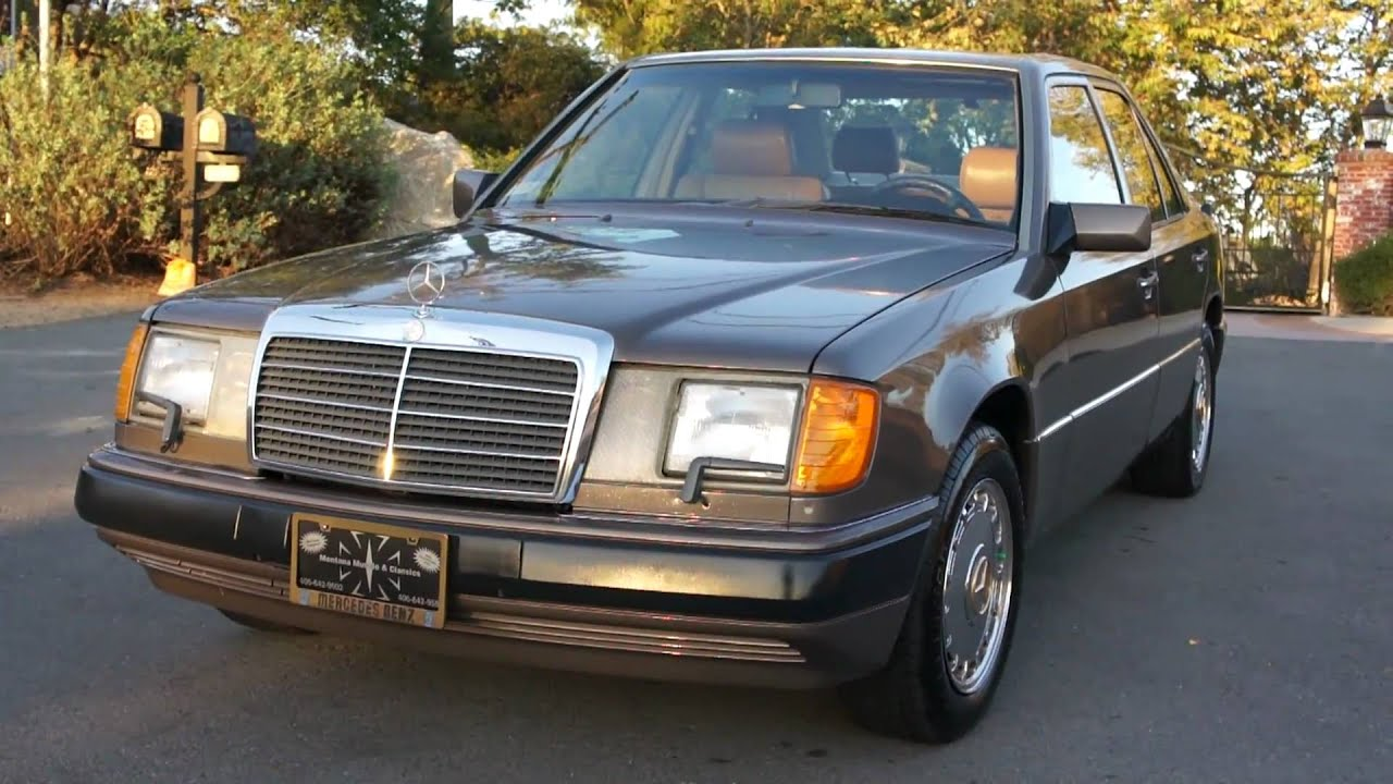 1 owner 1990 mercedes benz 300e e300 w124 e 320 400 420