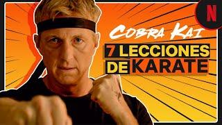 Cobra Kai | Lecciones de karate con Johnny Lawrence
