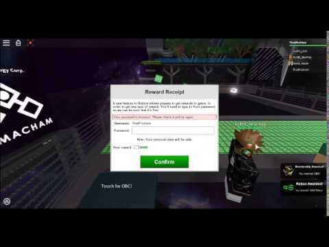 Roblox Password Stealer Place By User Nlmbstormzy Youtube