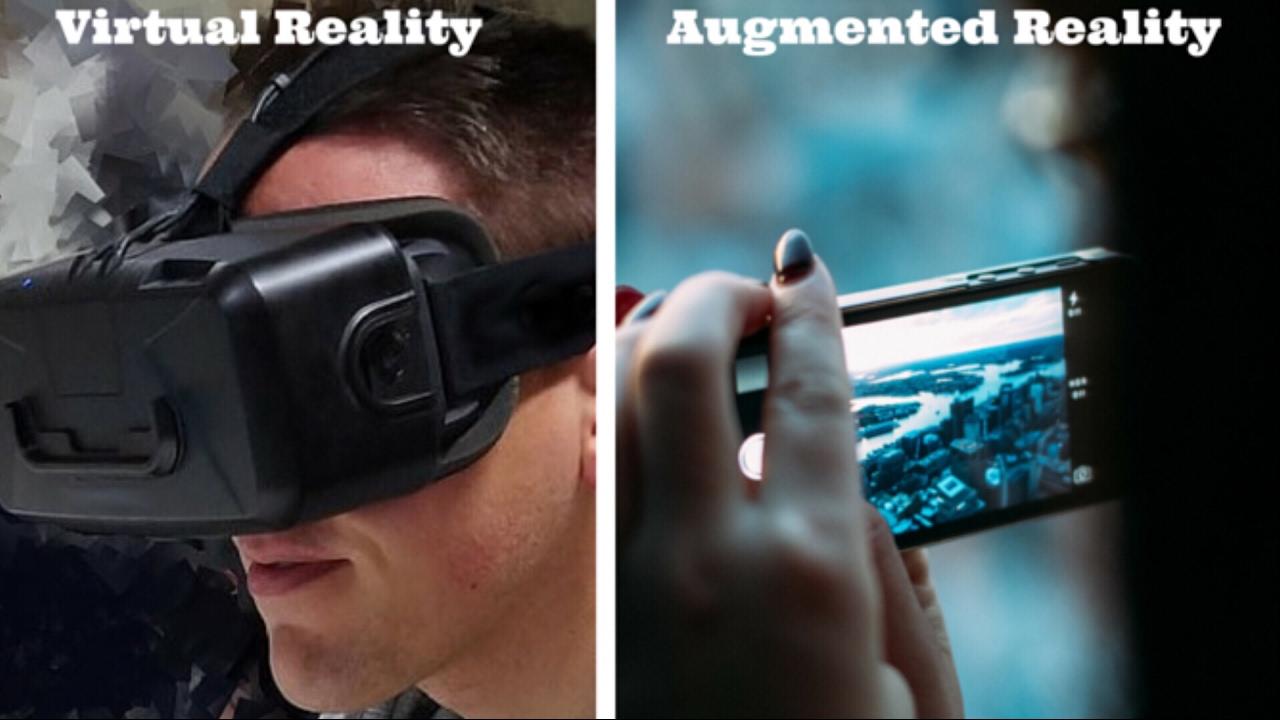 real versus virtual