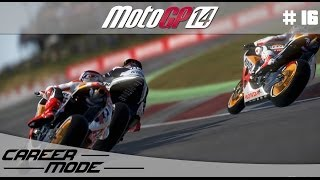 MotoGP 14 Gameplay Career Mode Walkthrough - Part 16 Moto 3 Aragon Grand Prix