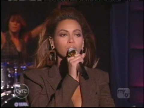 Beyonce - If I Was A Boy On Tyra (Part 5)