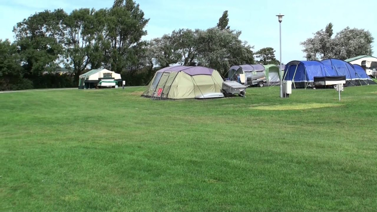 Weston super mare camping and caravanning club site youtube for Camping weston super mare with swimming pool