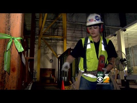 More Female Employees Breaking Down Barriers In Construction Industry