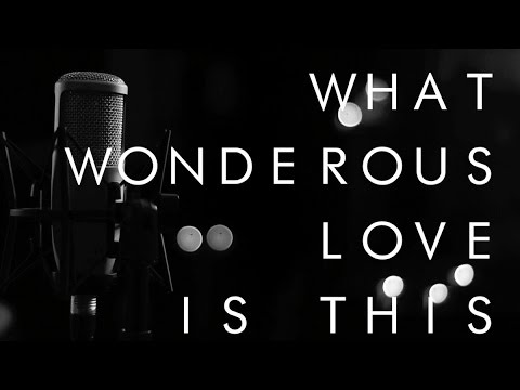 What Wondrous Love Is This by Reawaken (Acoustic Easter Hymn) - YouTube