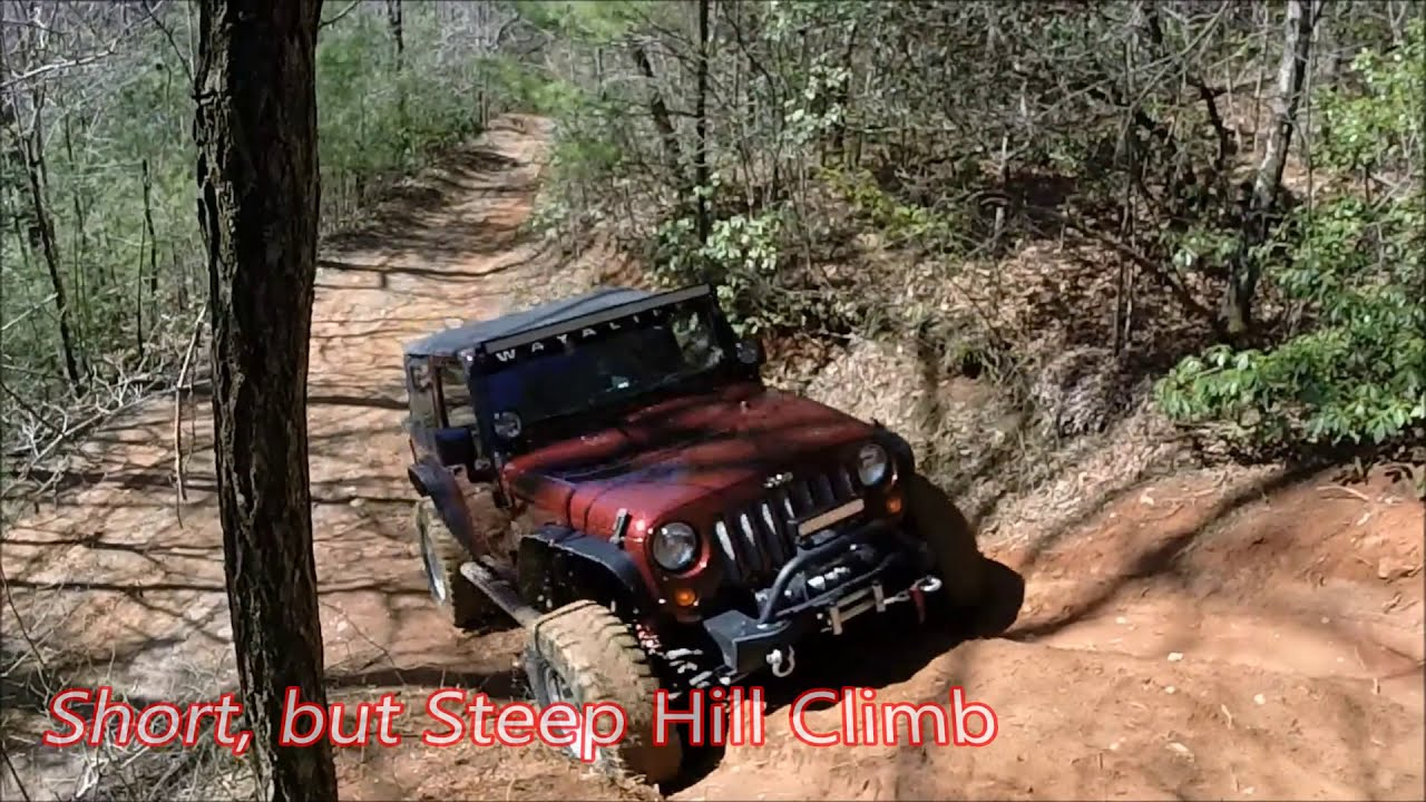 Jeep Wrangler Lifted >> Bell Mtn. & Charlie Creek Jeep Trail Riding - YouTube