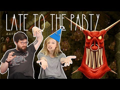 Let's Play Dungeon Keeper - Late To The Party