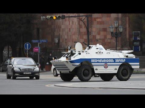 Карантин в Армении продлят еще на 10 дней