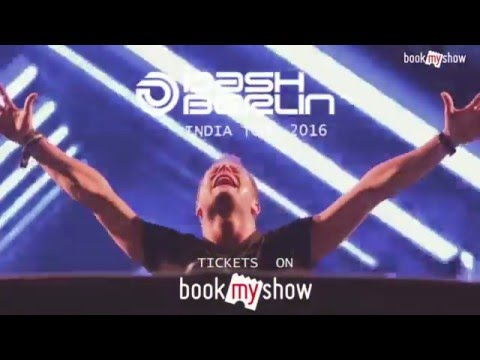 Dash Berlin's EDM Concert Tickets @BookMyShow