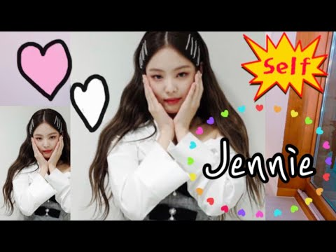 커버cover제니 Jennie 솔로 Solo Self Hair