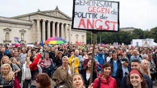 "#ausgehetzt in München: ""Souvlaki statt Seehofer"""