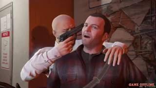 Hướng dẫn chơi game GTA 5 - Phần 1 - Nhiệm vụ đầu tiên