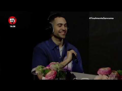 Mahmood a RTL 102.5