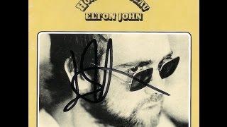 Elton John - Hercules (1972) With Lyrics!