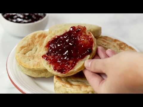 The Best Gluten Free English Muffins